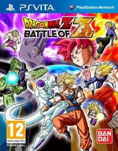 DragonBall Z - Battle of Z sur PS Vita