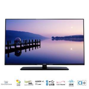 """TV LED Philips 40"""" - 40PFL3188H Full HD / livraison gratuite"""