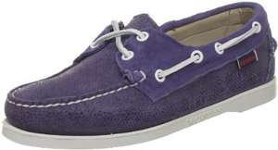 Chaussures femme Sebago Docksides Carolina Blue (du 36 au 41)