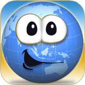 """Appli éducative """"Un Tas de Pays"""" gratuite sur Android (Au lieu de 1.45€)"""