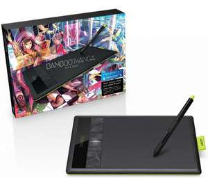 Tablette graphique Wacom Bamboo Manga