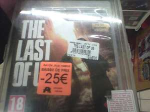 The Last Of Us sur PS3 (Occasion)