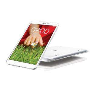 Tablette LG G Pad 8.3 16Go - Blanc (Avec ODR 50€)