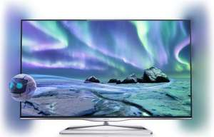 "Téléviseur LED 50"" Philips 50PFL5008K Ambilight - 3D, Wifi, Smart TV"