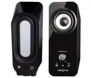 Haut-parleurs multimédia 2.0 Creative Inspire T12