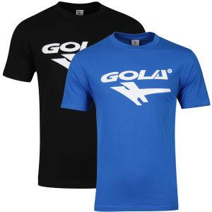 2 T-Shirts Gola Blanc/bleu (M à XXL)