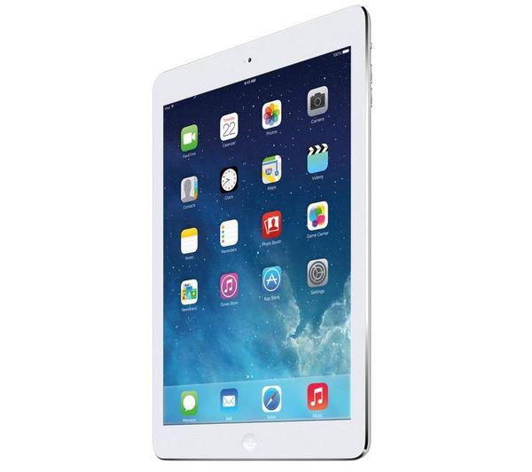 Apple iPad Air Wi-Fi 16Go - Argent