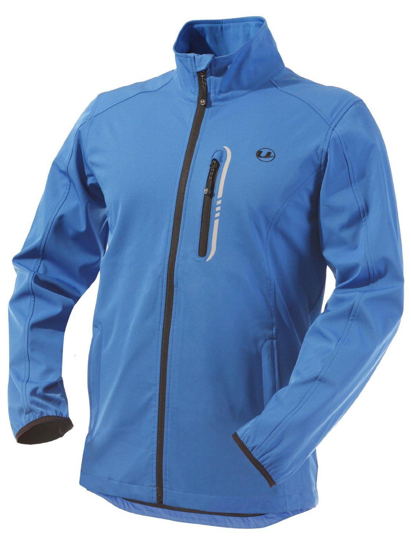 Veste Ultrasport Hannes / 10088 Softshell Homme (Noir ou Bleu)