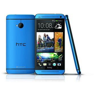 Smartphone HTC One Bleu 4G