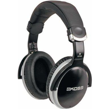 Sélection de casque Koss en promotion - Ex: Koss QZ900 Noir