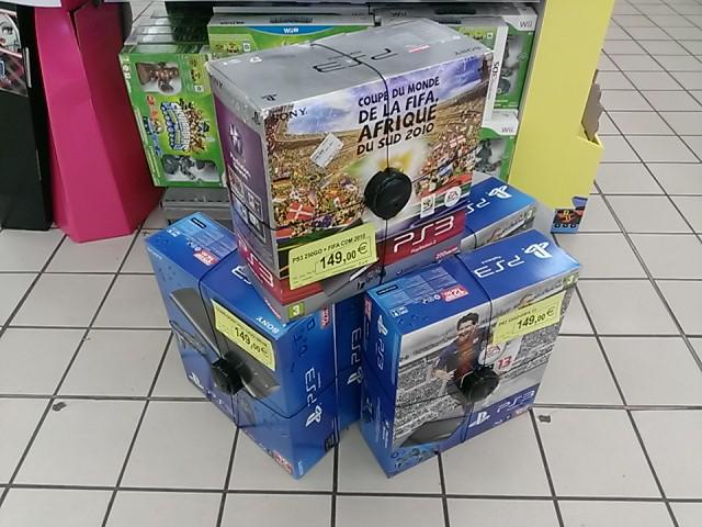 Pack PS3 Ultra Slim 12Go + 2 Dualshock