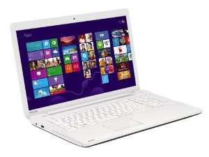 "PC Portable 17,3"" Toshiba Satellite C75-A-13T -  i5 4200M 2,5 GHz, 500 Go, 4Go, 710M Windows 8"