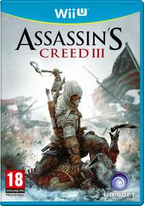 Sélection de jeux Wii U (Assassin's Creed 3...)