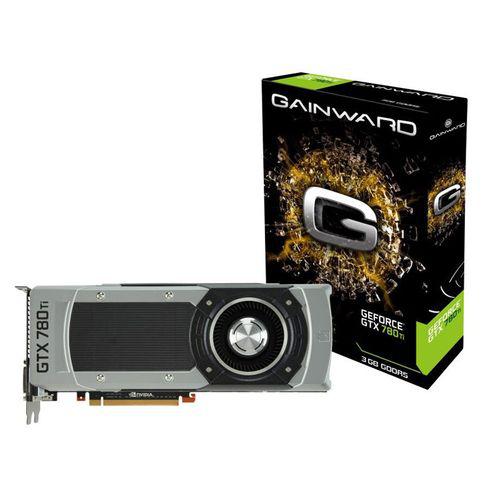 Carte graphique Gainward Geforce GTX780 Ti 3Go ( 3040 ) PCI-E + Assassin's Creed IV