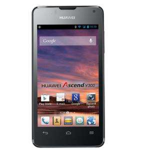 "Smartphone 4"" Huawei Y300 4Go - Dual core, Android 4.1 (Avec ODR de 20€) à 63€  via Buyster (CDiscount) ou"