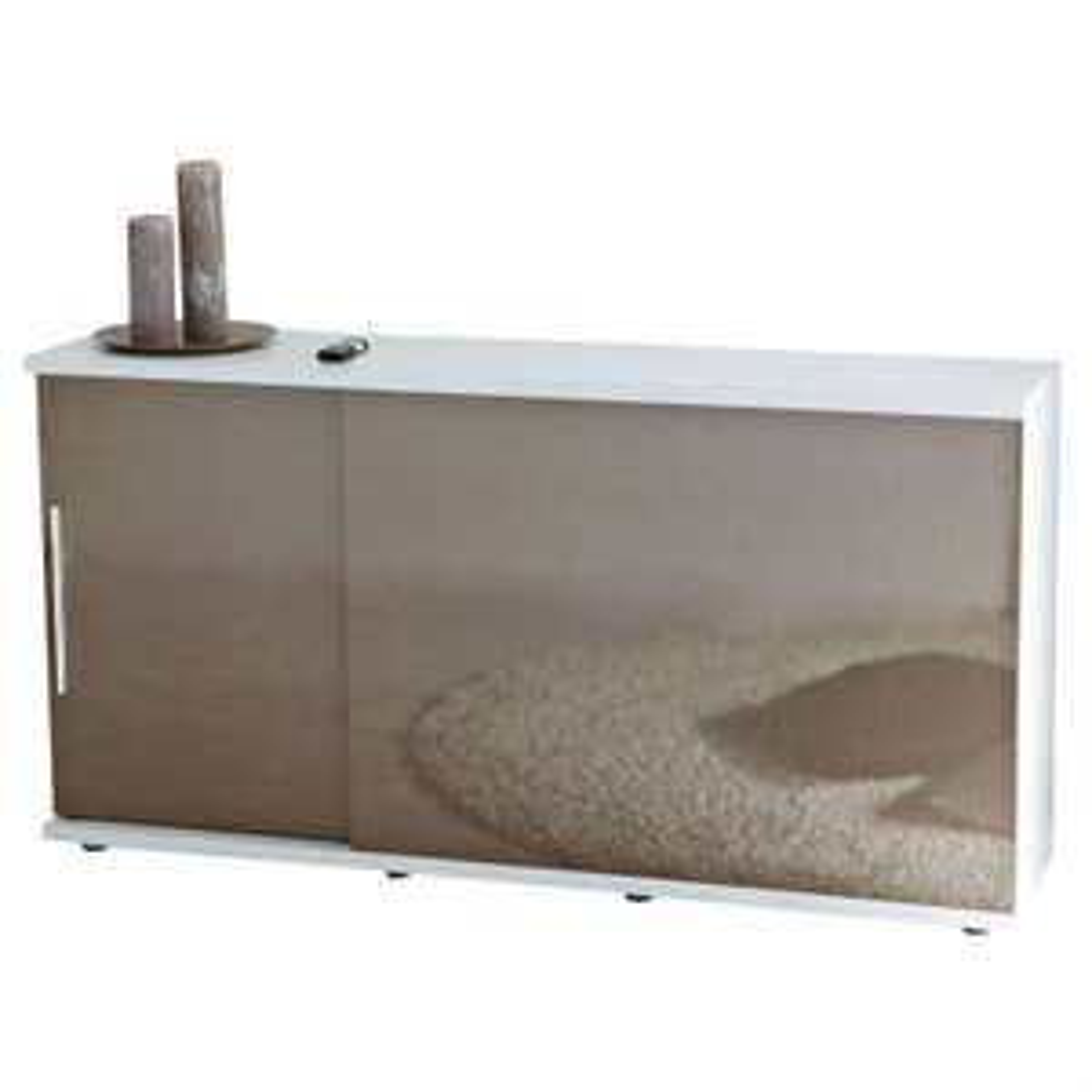 Buffet cache-TV électrique – Dealabs.com