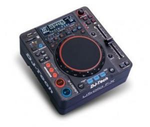 Station/Scratch Effects Controleurs DJ USB/MP3 DJTech - U SOLO FX