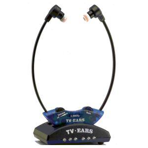 Casque Stéthoscopique sans fil Meliconi TV Ears