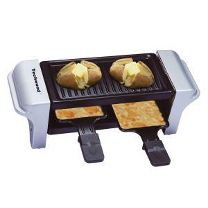 Appareil à raclette gril duo Techwood TRD22