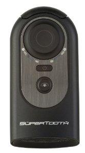 Kit mains libres Supertooth HD Voice Noir (Avec ODR de 20€)