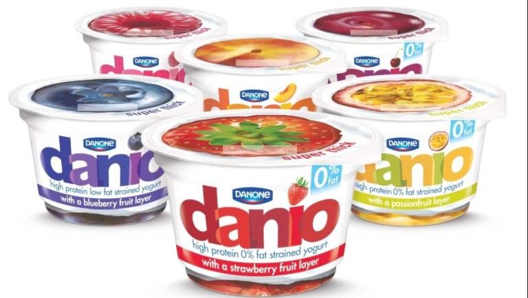 2 pots yaourts Danio de Danone gratuits (Via bon de réduction)