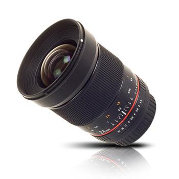 Objectif fixe  Samyang 24mm f/1,4 Canon