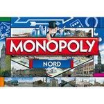 Monopoly régionaux : Clermont, La Rochelle, Nord, Strasbourg, l'unité
