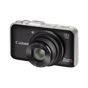 Appareil Photo Numérique Canon PowerShot SX230 HS Fonctions GPS avec ODR (20€)