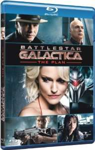 Battlestar Galactica : The Plan [BluRay]