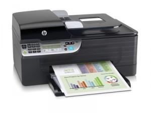 Imprimante  Multifonction jet  d'encre HP OJ 4500 WIFI