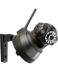 Caméra IP Indoor infrarouge VGA & Wi-Fi ''IPC-765VGA''