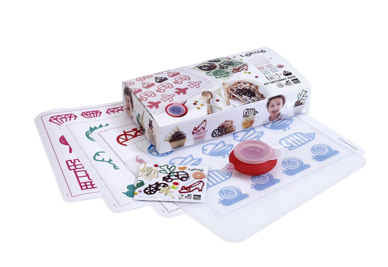 Kit Décomat Kids - Décoration en chocolat pour enfants