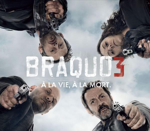 Braquo Saison 3 : le 1er épisode visionnable gratuitement