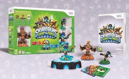Skylanders Swap Force sur PS3/XBOX 360/Wii U à 44.99€ et sur Wii/3DS
