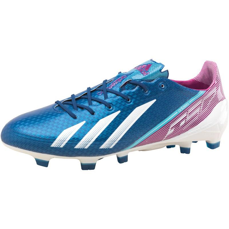 Sélection de chaussures de football en promo - Ex : Adizero F50 TRX FG LEA Homme