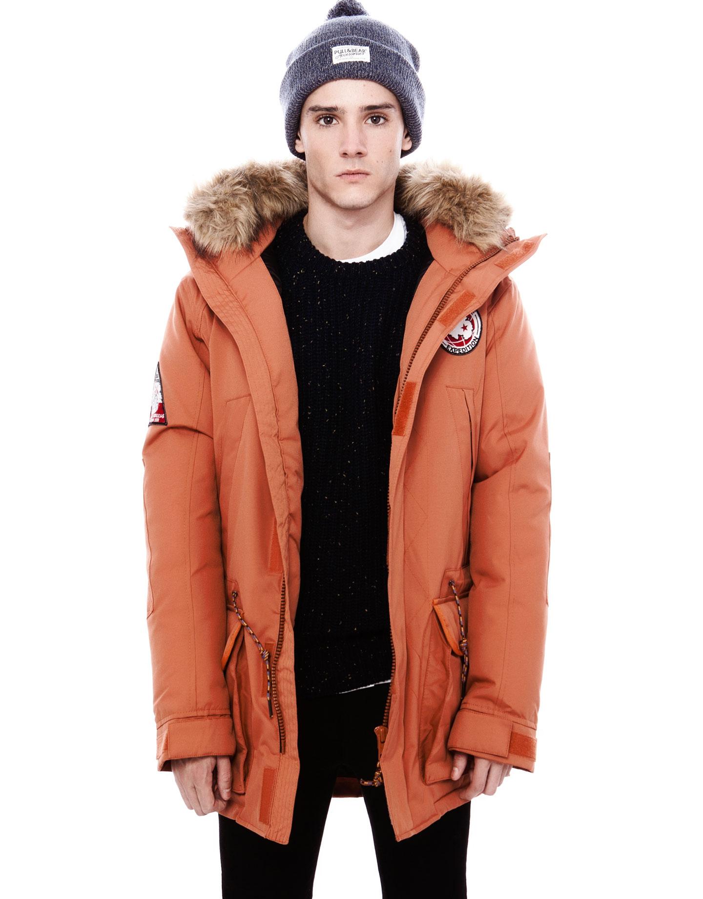 Parka  Technique Orange (Taille M et L ) FDP gratuit en magasin