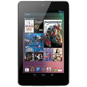 Tablette Google Nexus 7 32 Go (2012) - Reconditionnée