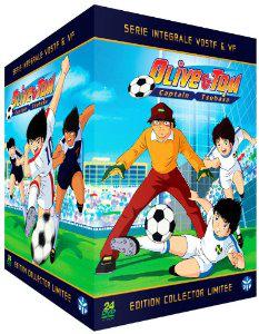 Intégrale Olive et Tom (Captain Tsubasa) - Edition Collector Limitée 24 DVD + Livrets