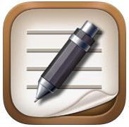 Application de prises de notes TopNotes Pro gratuite sur iOS (au lieu de 4,49€)