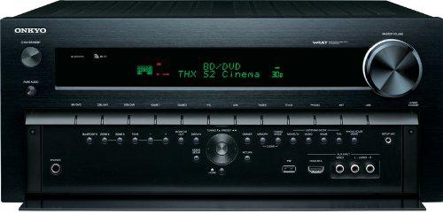 Ampli Home-Cinéma 7.2 Onkyo TX-NR828 (4K, THX, WiFi, DLNA, Bluetooth, 8x HDMI IN/2x OUT)