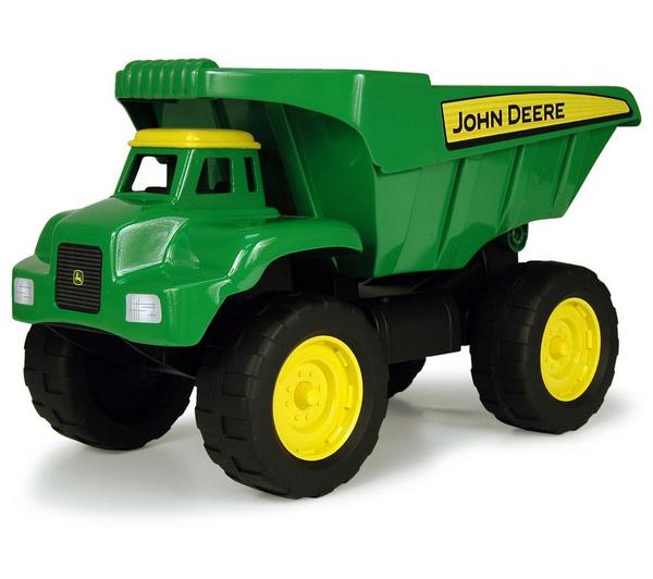Camion maxi benne Tomy John Deere (21 x 39,5 x 20 cm)