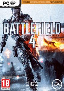 Battlefield 4 sur PS3/XBOX 360 à 28.75€, sur PC (Version boite)