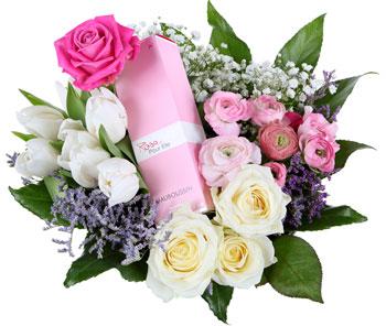 Bouquet et Parfum Mauboussin (30ml)  Spécial St Valentin édition limitée
