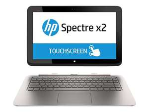 "PC Portable Convertible HP Spectre x2 Pro 13 - 13.3"", Core i3 1.5 GHz, 4 Go RAM, 128 Go SSD - Reconditionné"
