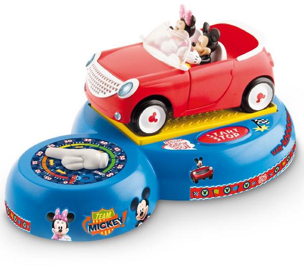IMC Toys Course contre la montre Mickey