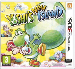 Pré-commande : Yoshi's New Island 3DS