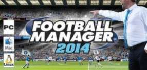 Football Manager 2014 sur PC (Steam)
