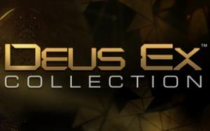 Deus Ex Collection (Deus Ex Human Revolution avec ses DLC + Deus Ex GOTY + Deus Ex Invisible War)