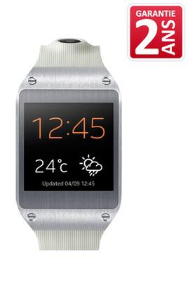 Montre connectée Samsung Galaxy Gear blanc ou noir (Avec ODR de 100€)