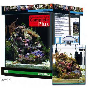 Aquarium récifal 30 litres Nano Marinus Dennerle